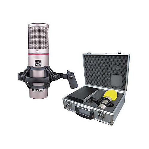 AKG SolidTube Condenser Microphone