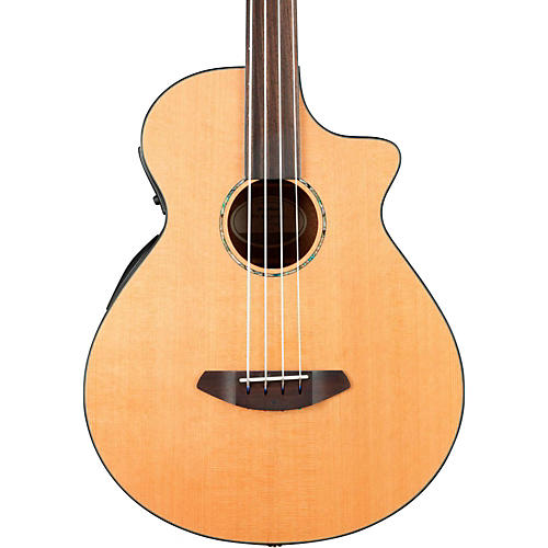 Breedlove Solo Bass Fretless Acoustic-Electric Bass Guitar