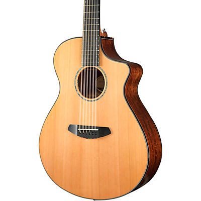 Breedlove Solo Concert Cutaway CE 12-string Acoustic-Electric Guitar