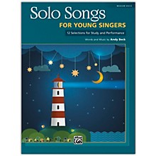 Alfred Solo Songs for Young Singers Book