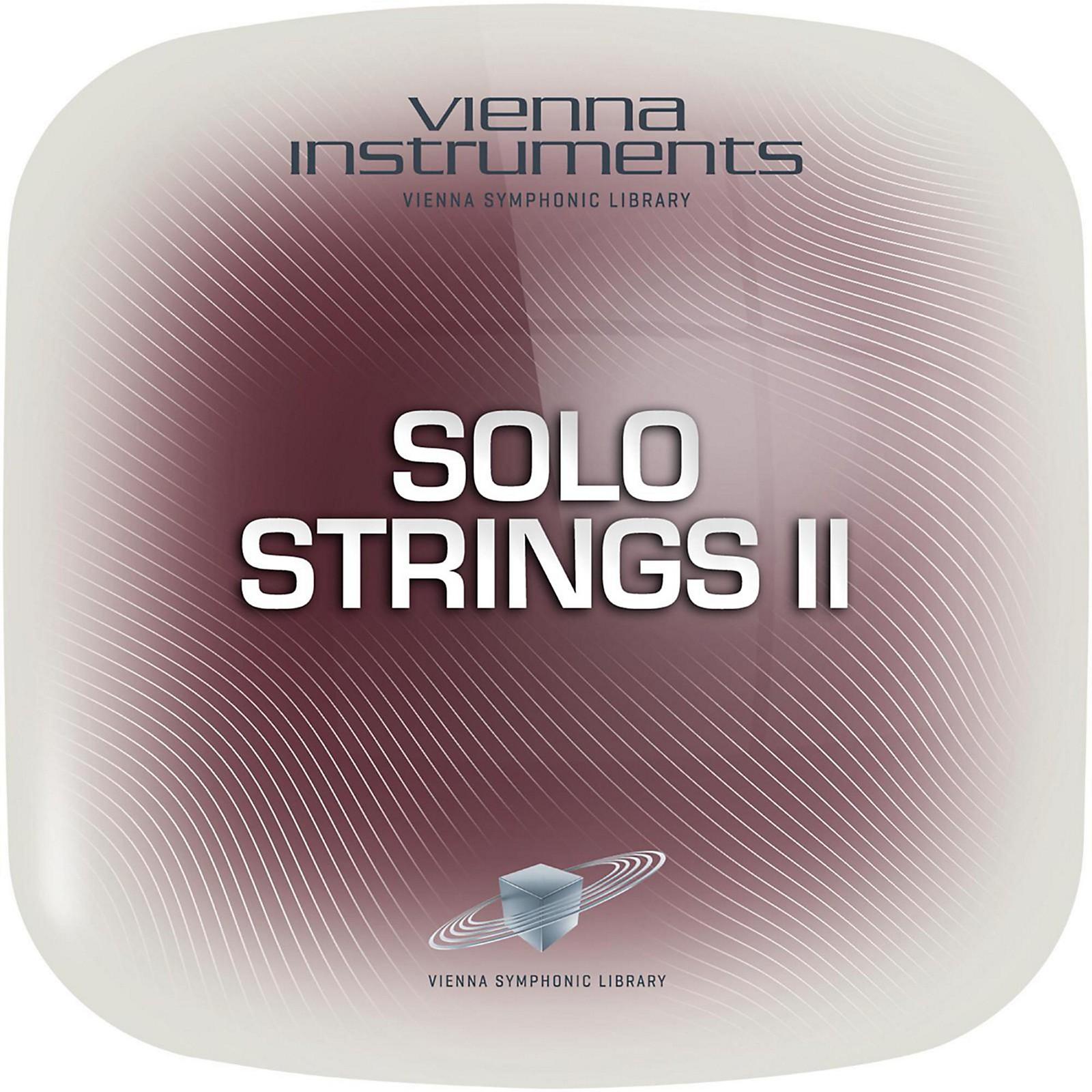 Vienna Instruments Solo Strings II Upgrade