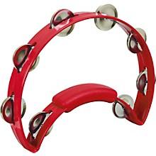 Solo Tambourine Red