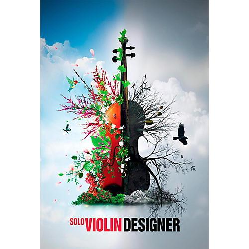 8DIO Productions Solo Violin Designer