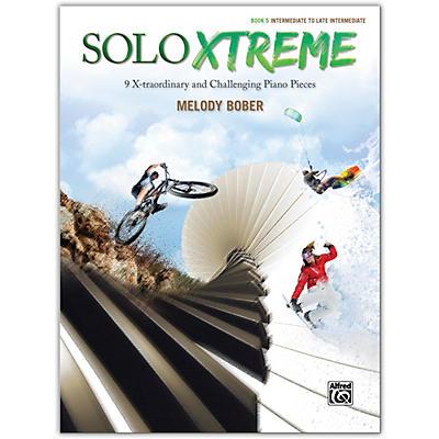 Alfred Solo Xtreme, Book 5 Intermediate / Late Intermediate