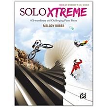 Alfred Solo Xtreme, Book 6 Late Intermediate / Early Advanced
