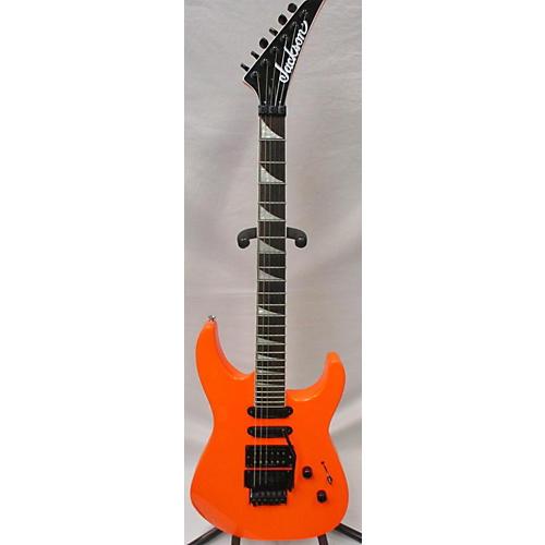 Jackson Soloist SL3 Solid Body Electric Guitar Neon Orange