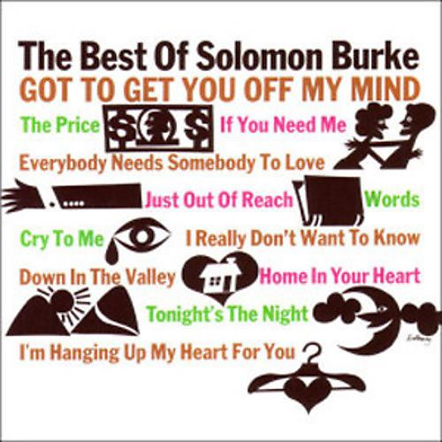 Alliance Solomon Burke - The Best Of Solomon Burke