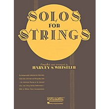 Rubank Publications Solos For Strings - Piano Accompaniment Rubank Solo Collection Series Arranged by Harvey S. Whistler