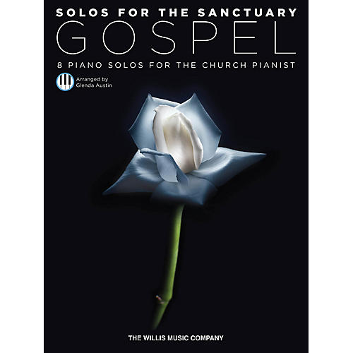 Willis Music Solos for the Sanctuary - Gospel Willis Series Book by Various (Level Inter to Advanced)