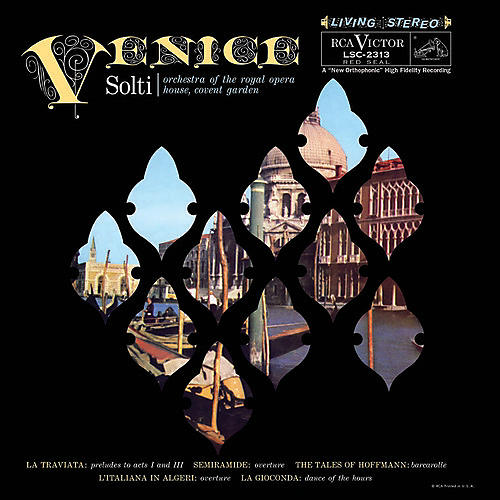 Alliance Solti - Venice