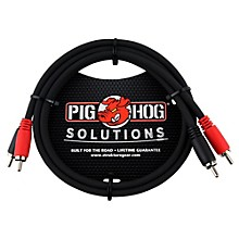 Solutions Dual Cable RCA to RCA (3 ft.) 3 ft.