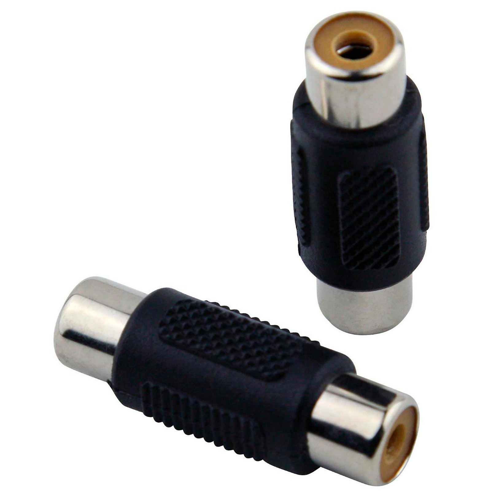 Pig Hog Solutions RCA(F) to RCA(F) Mono Adapter (2-Pack)