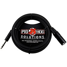 Solutions TRS(M) to XLR(M) Balanced Adapter Cable 10 ft.