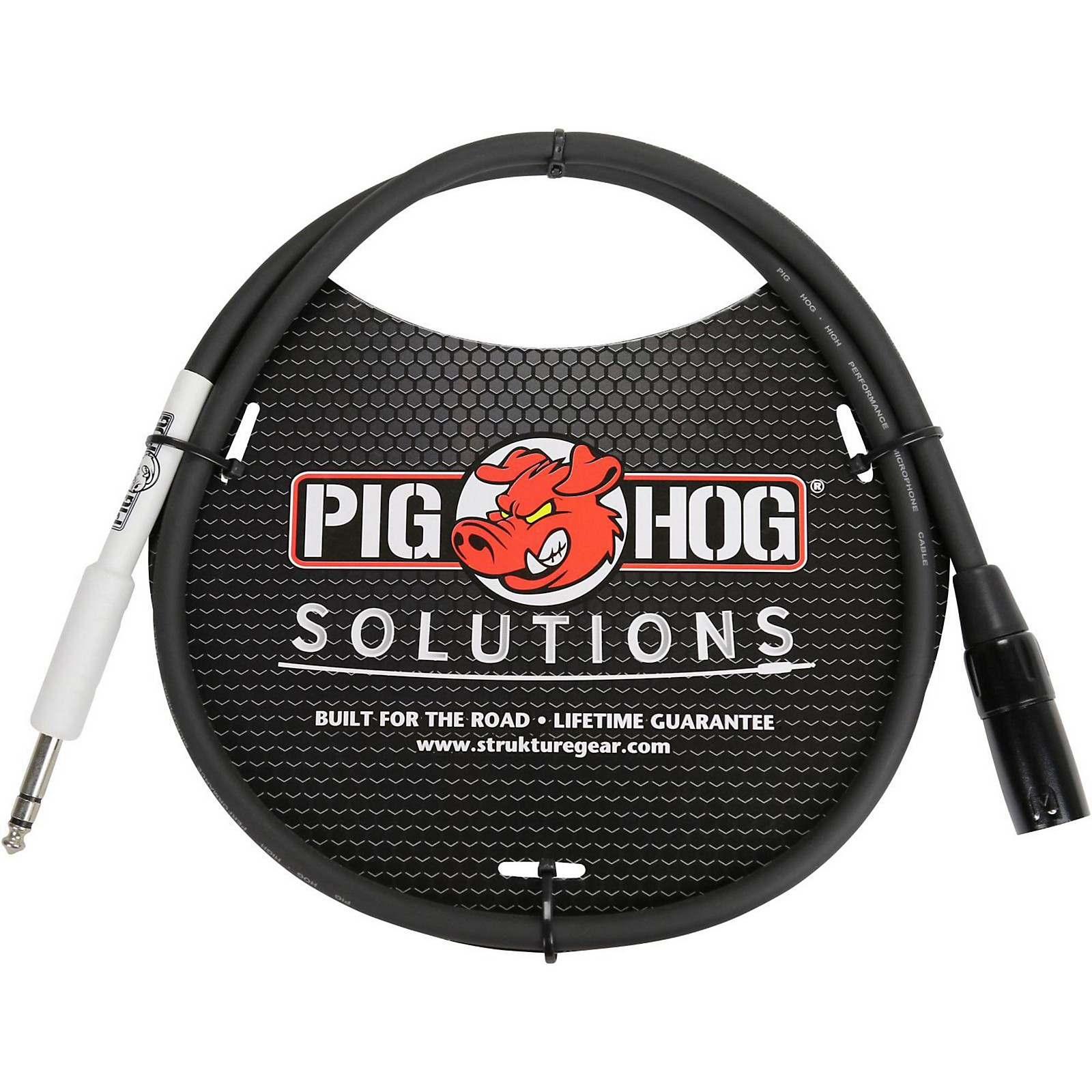Pig Hog Solutions XLR(M) to 1/4