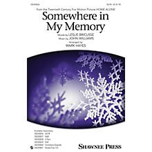 Shawnee Press Somewhere in My Memory Studiotrax CD Arranged by Mark Hayes