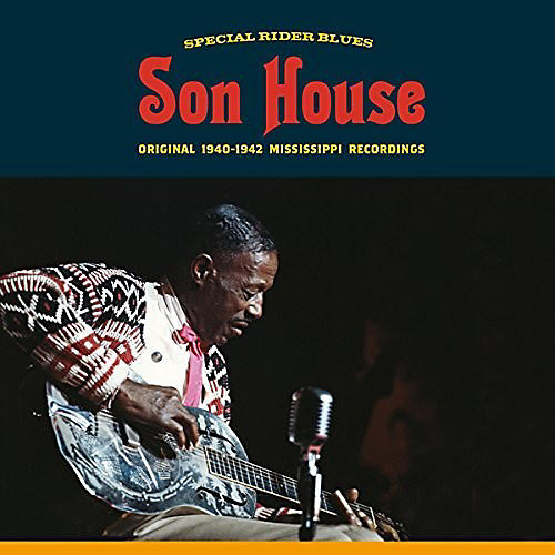 Alliance Son House - Special Rider Blues: Original 1940-42 Mississippi Recordings