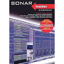 Schirmer Trade Sonar Insider (Turbocharge Your Sonar Experience!) Omnibus Press Series Softcover