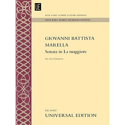 Carl Fischer Sonata In La Maggiore Book