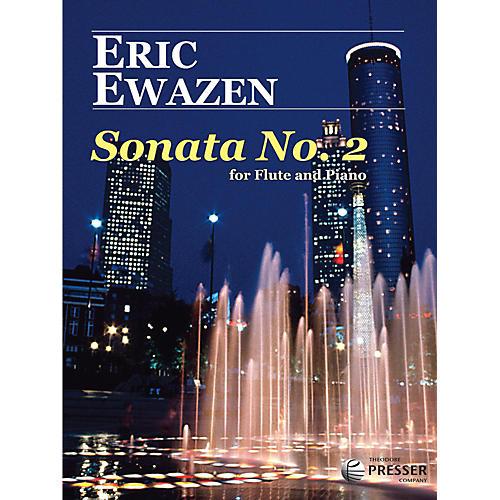Carl Fischer Sonata No. 2 for Flute and Piano (Book)