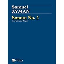 Carl Fischer Sonata No. 2 for Flute and Piano