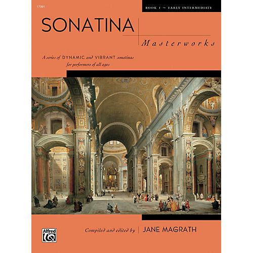 Alfred Sonatina Masterworks Piano Book 1