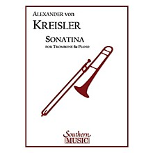 Southern Sonatina (Trombone) Southern Music Series Composed by Alexander von Kreisler