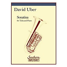 Southern Sonatina (Tuba) Southern Music Series Composed by David Uber