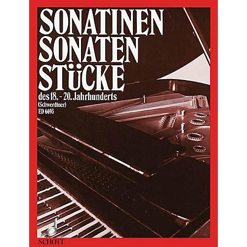 Schott Sonatinas, Sonatas & Pieces of the 18th-20th Centuries Schott Series