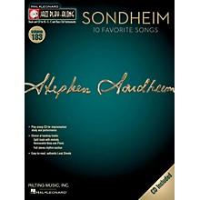Hal Leonard Sondheim - Jazz Play-Along Volume 183 Book/CD