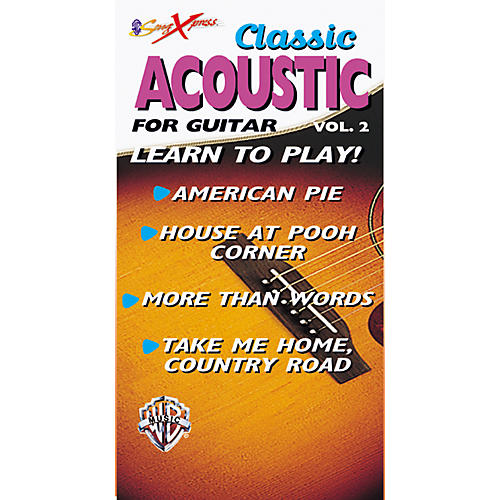 Alfred SongXpress Classic Acoustic for Guitar - Volume 2 Video