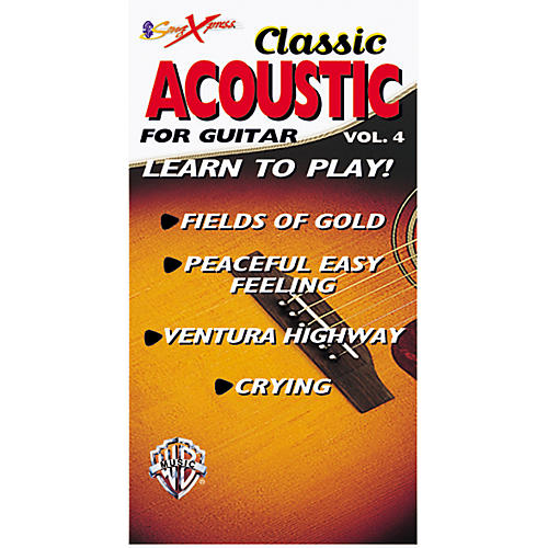 Alfred SongXpress Classic Acoustic for Guitar - Volume 4 Video