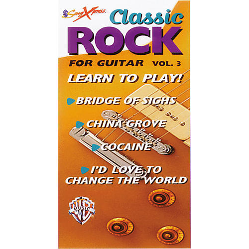 Alfred SongXpress Classic Rock for Guitar - Volume 3 Video