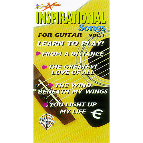 Alfred SongXpress Inspiration, Volume 1