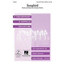 Contemporary A Cappella Publishing Songbird SSAA Div A Cappella arranged by Deke Sharon