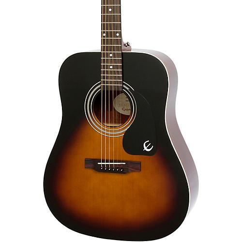 Epiphone Songmaker DR-100 Acoustic Guitar Vintage Sunburst