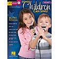 Hal Leonard Songs Children Can Sing! - Pro Vocal For Kids Vol. 1 (For Boys And Girls) Book/CD thumbnail