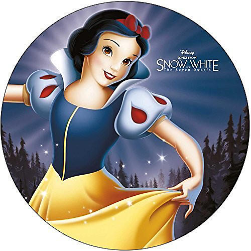 Alliance Songs From Snow White & Seven Dwarfs (Picture)