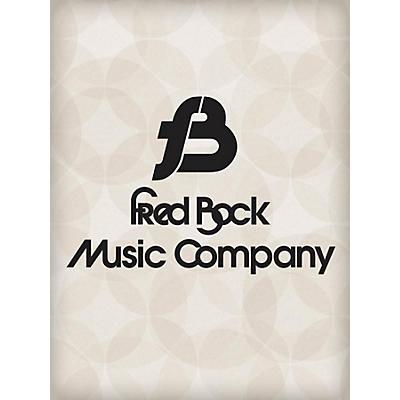 Fred Bock Music Songs Of Bryan Jeffery Leech #3 Vocal Solos Composed by Leech Bryan