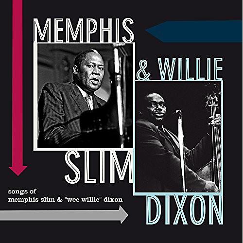 Alliance Songs Of Memphis Slim & Willie Dixon