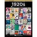 Hal Leonard Songs Of The 1920's - The New Decade Series with Optional Online Play-Along Backing Tracks thumbnail