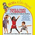 Bob McGrath Songs and Games for Toddlers (CD) thumbnail