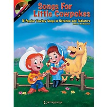 Centerstream Publishing Songs for Little Cowpokes Guitar Series Softcover with CD Written by Ron Middlebrook
