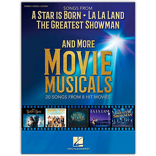 Hal Leonard Songs from A Star Is Born, The Greatest