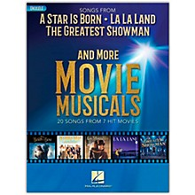 Hal Leonard Songs from A Star Is Born, The Greatest Showman, La La Land and More Movie Musicals Ukulele Songbook