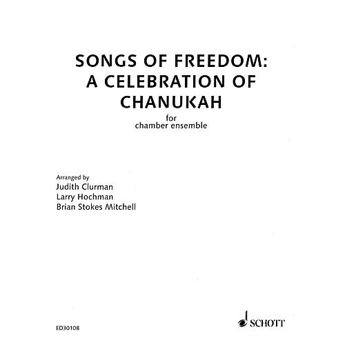 Hal Leonard Songs of Freedom: a Celebration of Chanukah Schott Series