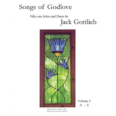 Transcontinental Music Songs of Godlove, Volume I: A-S (51 Solos and Duets) Transcontinental Music Folios Series