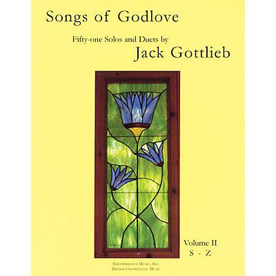 Transcontinental Music Songs of Godlove, Volume II: S-Z (51 Solos and Duets) Transcontinental Music Folios Series