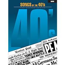 Hal Leonard Songs of the '40s (Horn) Instrumental Folio Series