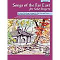 Alfred Songs of the Far East for Solo Singers Book Medium High thumbnail