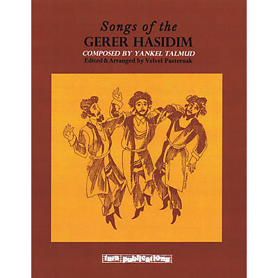 Tara Publications Songs of the Gerer Hasidim Tara Books Series Softcover